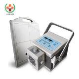 Sy-D019une fréquence élevée de rayons X numériques portables avec écran plat de la machine