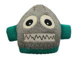 Winter 100% acrílico niños Tejidos Jacquard Beanie Hat