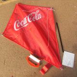 OEM Custom/Sport de plein air jouet Logo cadeau de promotion/publicité Diamond/Delta/Stunt/Alimentation/Flying gonflable cerf-volant pour la vente