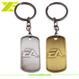 Высокое качество пользовательских уникальный логотип металлические цепочки ключей для Сувенирный подарок (KC10-C)