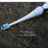 FDA Ce RoHS FCC Класс защиты IPX7 Aiwejay электрическая зубная щетка комплект УФ