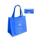 No tejido personalizados promocionales Bolsa de compras (YH-NWB053)