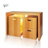 Goedkope Beauty beweegbare Salon meubels met laden
