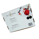 Papel de embalagem de cigarros electrónicos Bookshape Caixa de oferta com fecho magnético