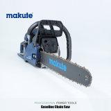 De Hulpmiddelen van de Tuin van de Macht van de Staaf van de Kettingzaag 20inch van de Benzine van Makute