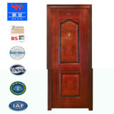 鋼鉄によって電流を通される安全木製の機密保護のドアSsVA002