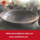 01-32 Q345r эллиптических блюдо для сосудов высокого давления ID5000мм*18мм