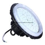 100W LED UFO Venta caliente de la luz de la Bahía de alta