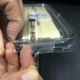 プラスチック三角形サンドイッチ食糧クラムシェルの包装ボックス