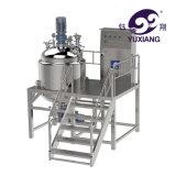 化粧品装置の混合機のミキサーの液体洗浄の混合タンク