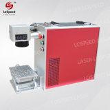De Machine van de Gravure van de laser voor het Hulpmiddel van het Metaal met Het Merken van de Laser van de Streepjescode