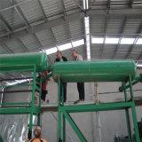 中国からの2018年のリサイクルの不用なオイルの減圧蒸留の単位のプラント