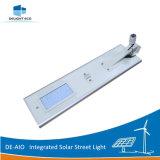 Delight Camaera intégré tous dans une rue à LED lampe solaire