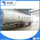 Rimorchio criogenico del serbatoio di capienza del gas di petrolio liquefatto GPL 59.6m3 semi