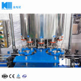 1000bphプラスチックびんジュース水洗浄の満ちるキャッピング機械