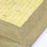 50mm 80kg/m3 Conseil de laine de roche d'isolation thermique