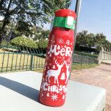 Bottiglia di acqua coreana di grande capienza del Thermos dell'acciaio inossidabile del coperchio di rimbalzo