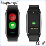 Пожилых людей в области здравоохранения Smart смотреть с Sos Чат GPS (XH-ESB-003)