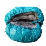 単一の軍のキャンプのエンベロプのカムフラージュの寝袋