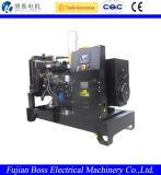 Weifang Engine 디젤 엔진 발전기 세트 디젤 Genset에 의해 강화되는 60Hz 90kw 113kVA Water-Cooling 침묵하는 방음