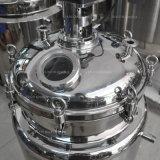 Chauffage électrique en acier inoxydable industriel liquide en remuant Réacteur chimique