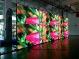 Haute luminosité à l'intérieur de la publicité pleine couleur Affichage LED P6