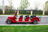 Homologação CE de Carros Antigos Eléctrico Roadster 8 Lugares 48V 4Kw Curtis Controller