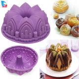 Bom Preço Especial de Silicone Molde de bolo de aniversário para assar
