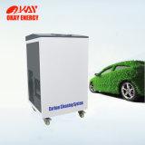 Hhoの車のエンジンカーボンクリーニング機械水電気分解の水素の発電機