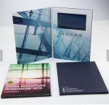 De VideoOmslag van het Scherm van de douane 10inch LCD voor Reclame