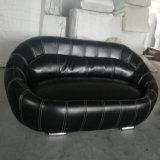 居間は設計するホテルのロビーの家具(8008)のための部門別のソファーを