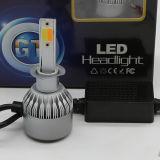 Comercio al por mayor 4300K 6000K FAROS LED de color dual H4
