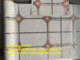 Le marquage à chaud les tuiles du panneau de PVC