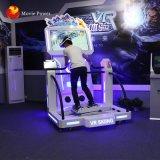 La Realidad Virtual visión total de 360 pistas de carreras profesionales de la pantalla de 3 Juegos de coches Vr