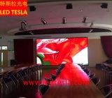 LED表示を広告する屋内スクリーンの高い明るさRGB P10