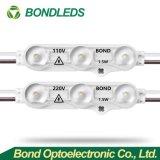 Potere eccellente DC12V /AC220V/1.5W 2835/5050/5630 di modulo del LED per il contrassegno