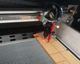 Gravure de découpe laser CO2 pour l'acrylique, PVC, bois, caoutchouc