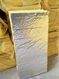 Raad van de Glaswol Softextile van de Bouwconstructie van de Isolatie van de hitte de Materiële Materiële