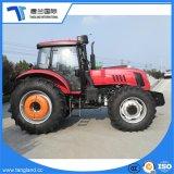 4WD puissance 180HP/roue/Ferme/la pelle rétro excavatrice&l'extrémité avant du chargeur/tracteur agricole