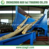 Casca industrial de Debarker da árvore que remove a máquina da casca da pele da árvore da máquina