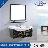 Qualitäts-Edelstahl-Badezimmer-Wannen-Schränke mit Spiegel