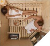 2015 Hotsale Factory Price 4 People Dry Sauna Room