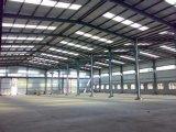 La construcción de almacenes prefabricados de estructura de acero (SP-0025)