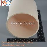 crisol modificado para requisitos particulares de cerámica a prueba de calor de las tallas 1800c Al2O3
