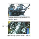 Carrello elevatore a forcale del combustibile doppio di prezzi di fabbrica 1.5t-3.5t GPL per la guida
