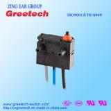 ENEC/UL aprovou o mini micro interruptor usado em Automatives