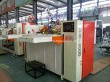 Halbautomatische Karton-Kasten Stitiching Maschinen-Fertigung