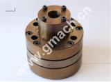 Cemical 섬유 생산 기계에 의하여 사용되는 회전시키는 미터로 재는 펌프