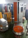 Lp600f-L 선택 자동적인 공항 수화물 감싸는 기계 (: 전자 가늠자 및 텔레비젼 스크린)