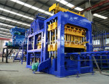 Concrete Qt10-15 Automatic Hydraulic Hollow Solid Brig Block Making Machine